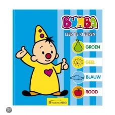 Maillard, Jan: Bumba leer de kleuren (studio 100)