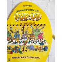 Dupre, Dirk: Chocolade de Haas & Co Pop-Up met zoekspelletjes