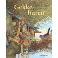 Schubert, Ingrid en Dieter: Gekke buren