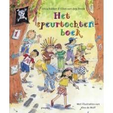 Bakker, Erica en Ellen van den Broek met ill. van Alex de Wolf: Het speurtochtenboek (hardcover)