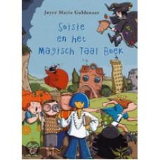 Guldenaar, Joyce Maria: Soisie en het magische taal boek