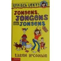 McCombie, Karen: Typisch Lexy! Jongens, jongens en nog meer jongens en Billy (deel 5)