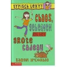 McCombie, Karen: Typisch Lexy! Chaos, geheimen en het grote cadeau (deel 1)