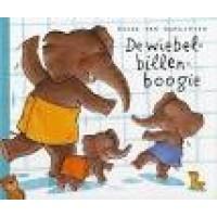 Genechten, Guido van: De wiebelbillen-boogie (prentenboek met vingerpopetje)