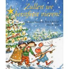 Busser, Marianne en Ron Schroder met ill. van Alex de Wolf: Zullen we kerstfeest vieren?