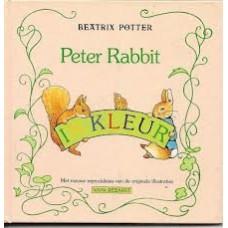 Potter, Beatrix: Peter Rabbit in kleur