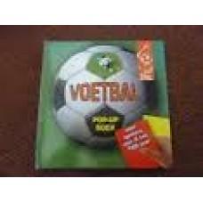 Kelman, Jim en Lee Montgomery: Voetbal, regels van het spel voor spelers van 4 tot 100 (pop-up boek)