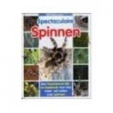Wolkjesreeks: Spectaculaire spinnen, een fascinerend kijk-en leesboek voor wie meer wil weten over spinnen ( door Ton van Eerbeek)
