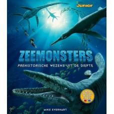 Everhart, Mike: Zeemonsters, prehistorische wezens uit de diepte ( incl. 3D bril)