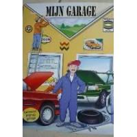 Burnford, Helen en Peter Bull: Mijn garage (een carrousel pop-up garage)