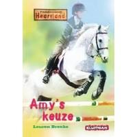 Brooke, Lauren: Paardenranch Heartland,  Amy's keuze