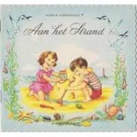 Nutricia kinderboekje oude serie:  Aan het strand ( deeltje 9)