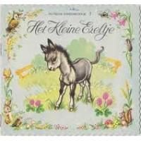 Nutricia kinderboekje oude serie:  Het kleine ezeltje ( deeltje 7)