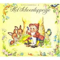 Nutricia kinderboekje oude serie:  Het schoenlappertje ( deeltje 5)