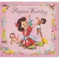 Nutricia kinderboekje oude serie: Poppen wasdag ( deeltje 6)