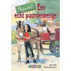 Christiaanse, Nicolle: De Bleshof, een echt paardenmeisje