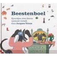 Vriens, Jacques: Beestenboel, sprookjes over dieren