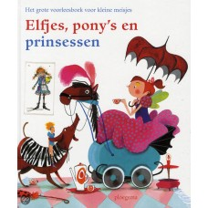 Diverse auteurs: Elfjes, pony's en prinsessen