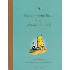 Milne, AA met ill. van Ernest H Shephard: Het  complete boek van Winnie de Poeh