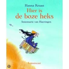 Kraan, Hanna met ill. van Annemarie van Haeringen: Hier is de boze heks
