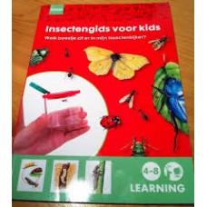 Insectengids voor kids, welk beestje zit er in mijn insectenkijker?