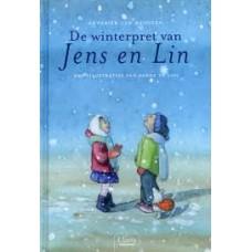 Heugten, Anneriek van met ill. van Sanne te Loo: De winterpret van Jens en Lin