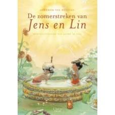 Heugten, Anneriek van met ill. van Sanne te Loo: De zomerstreken van Jens en Lin