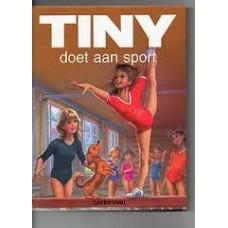Marlier, Marcel: Tiny doet aan sport ( bundel met 8  verhalen)