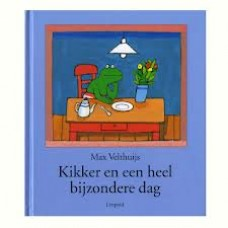 Velthuijs, Max: Kikker en een heel bijzondere dag