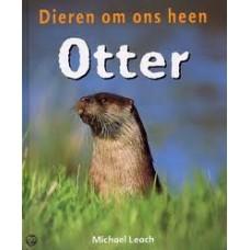 Dieren om ons heen, Otter door Michael Leach