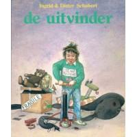 Schubert, Ingrid en Dieter: De uitvinder (hardcover) is uitgave lemniscaat niet kinderboekenweek
