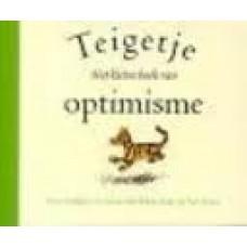 geinspireerd door AA Milne: Teigetje het kleine boek van optimisme