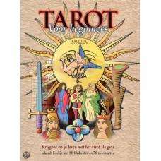 McCormack, Kathleen: Tarot voor beginners  boekje + 78 tarotkaarten (krijg vat op je leven met het tarot als gids)