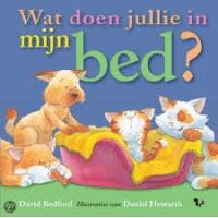 Bedford, David en Daniel Howarth: Wat doen jullie in mijn bed?