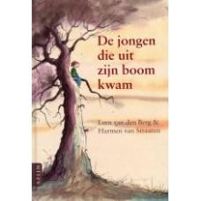 Berg, Leen van den met ill. van Harmen van Straaten: De jongen die uit zijn boom kwam (scheiden)