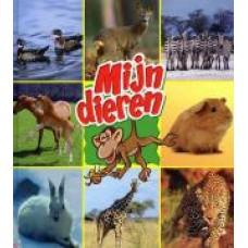 Crosbie, Duncan: Mijn Dieren ( huisdieren, op de boerderij, in het bos en in het wild)