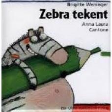 Weninger, Brigitte en Anna Laura Cantone: Zebra tekent