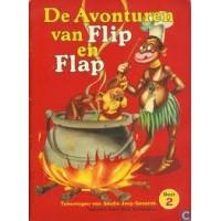 Douwe Egberts: De avonturen van Flip en Flap deel 2