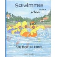 Hest, Amy en Jill Barton: Schwimmen ist doch schon (Duits)