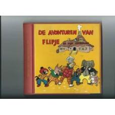 de Betuwe uit Tiel: De avonturen van Flipje en zijn vrienden, opbergmapje met daarin 13 losse deeltjes