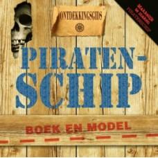 Ontdekkingsgids Piratenschip ( boek en model)