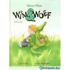 Pfister, Marcus: Wim & Woef, Wim is slim ( groot formaat)