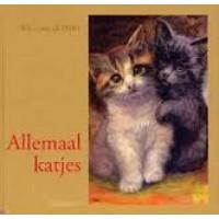 Hulst, WG van de: Allemaal katjes (nieuwe uitvoering)