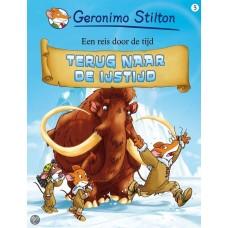 Stilton, Geronimo: Een reis door de tijd, terug naar de ijstijd (softcover 5)