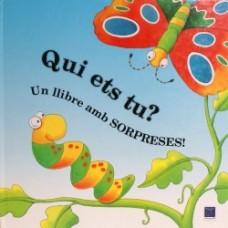 Holmes, Stephen: Wat ben jij? een verrassend  pop-up boek