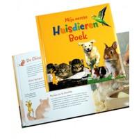Kleinelumern, Antje: Mijn eerste huisdieren boek