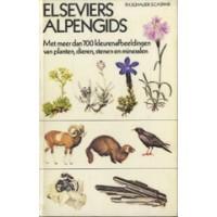 Elseviers Alpengids Th. Schauer en S. Caspari