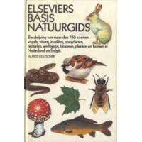 Elseviers basis natuurgids door Alfred Leutscher
