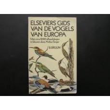 Bruun, Ben A. Singer: Gids voor de vogels van Europa
