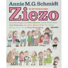 Schmidt, Annie MG: Ziezo, de 347 kinderversjes